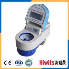 Medidor de agua prepago residencial con conectividad M-Bus