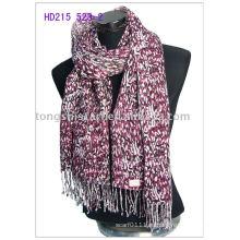 мода акриловые шарф
