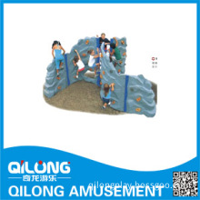 High Quality Outdoor Playground Climbing Structure` (QL14-106B)