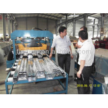 Floor Deck Forming Machine with High Productivity