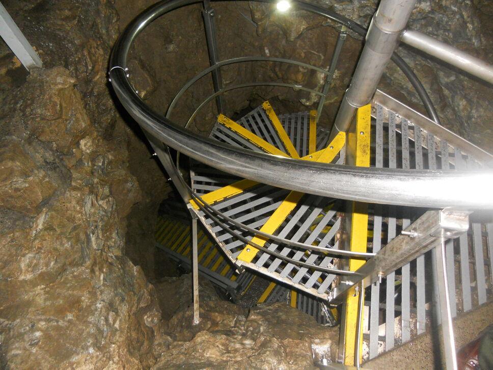 Stair Pressurization Shaft