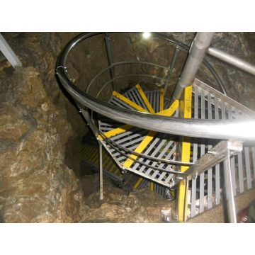 Factory Direct Supply Construction Shaft Stairs