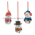 Christmas Bell Hanging Decoration for Souvenir Gifts