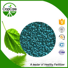 Hot Sales Blue Granular NPK Fertilizer 15-5-20 with Factory Price