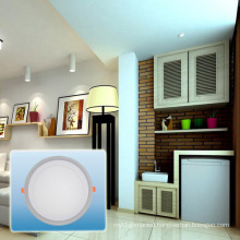 New Design Double Color Round COB Light with Ce RoHS