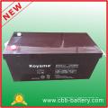 Batterie solaire AGM au plomb de haute qualité 12V 200ah