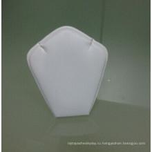 Выгравированная кожаная металлическая фурнитура для ожерелья из ювелирных изделий из металла (AIO-RD-1)