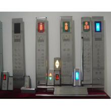 Elevador carro painel operacional, painel operacional Hall de elevador
