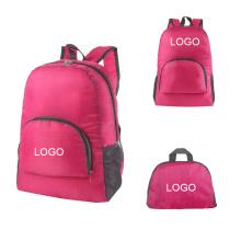 Lightweight  Water Resistant  Foldable Travel Hiking Backpack Folding Outdoor Backpack shopping backpack bag for men women