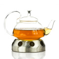 Stainless Steel Tea Set With Stand