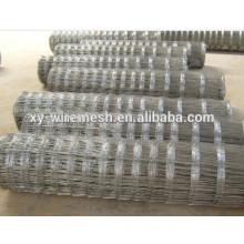 Acero malla de alambre de hierro / fábrica directa / precio bajo