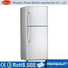 Electrodomésticos Refrigerador automático de descongelación superior con puerta doble