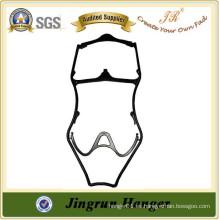 Ropa de suspensión de traje de baño de plástico diseño de suspensión de traje de baño