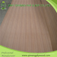 Supply 2.7mm Sapele Fancy Plywood with Good Quality and Price