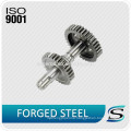 Precision Forging Bevel Gear Of Spare Parts for Tractors