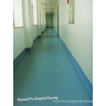 Indoor Homogeneous / PVC Hospital and Medical Floor