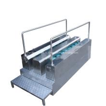 Wahser automatique de botte d'usine de nourriture