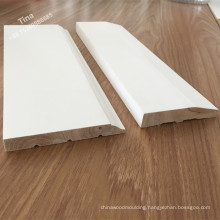Primed Baseboard Moulding