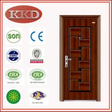 Economic Steel Security Door KKD-544 for Project