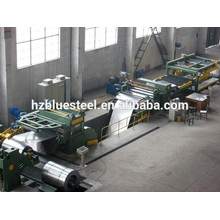 Full Auto Automatic High Speed Cut To Length Line Machine, Metal slitting machine