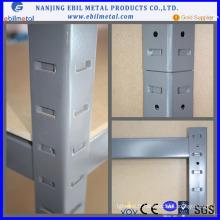 Utilisation étendue dans l'entrepôt industriel Stockage Rack / étagère en acier sans boulons