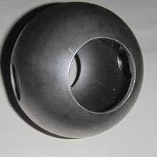 Factory Direct Saling Hot Galvanized Hollow Ball