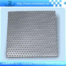 Malla de alambre sinterizado 316 de acero inoxidable