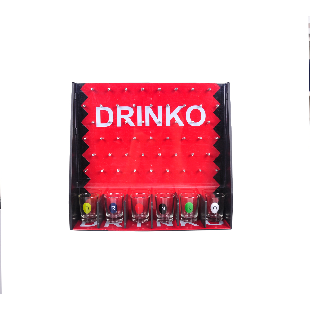 Barware Game Drinko