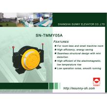 Máquina da tração do elevador da alta qualidade (SN-TMMY05A)