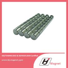 N42 Сильной редкоземельных постоянных неодимовые магниты-шайбы
