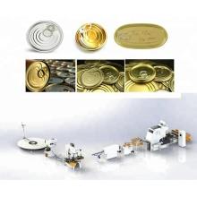 línea de producción de tapa superior de aluminio EOE / SOT