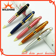 High Quality Custom Promotional Short Metal Pen for Gift (BP0070)