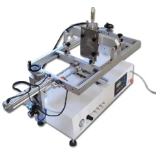 Guangdong Manufacture Tabletop Automatischer Rundschirmdrucker