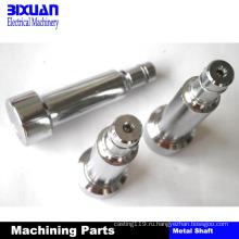 Часть CNC подвергая механической обработке поворачивая подвергая механической обработке