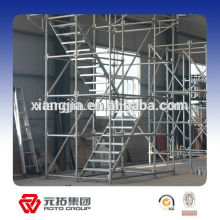 Galvanized Steel Ringlock System Scaffolding for Sale