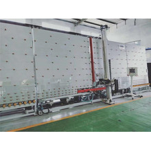 Máquina pulidora de doble borde de vidrio
