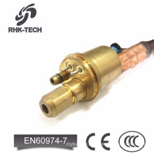 welding euro cable connector made in china