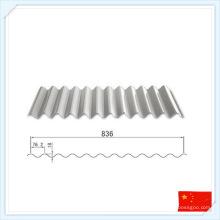 China Wiskind vorgefertigte hochwertige Metalldachplatte