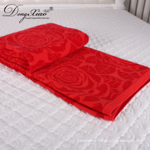 Wholesale Spanish Cashmere Knit Heavy Baby Receiving Tv Infant Blankets Factory Price