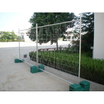 Galvanized Wire Welded Fence in Temportary