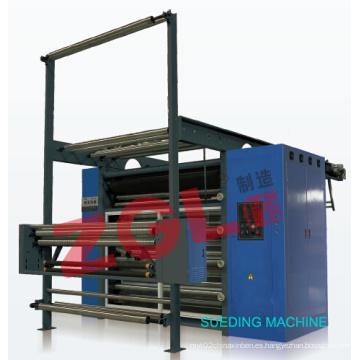 Máquina de enyesado para tela textil