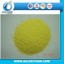Mota amarilla para materia prima detergente