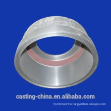 cast iron tractor wheel ring foundry