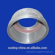 fundição de anel de roda de trator de ferro fundido