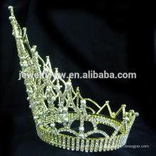 Schönheit Königin Krone Tiara Festzug Tiaras