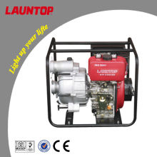 High-quality 3 inch trash pump LDWT80C with 196cc Diesel engine by Launtop