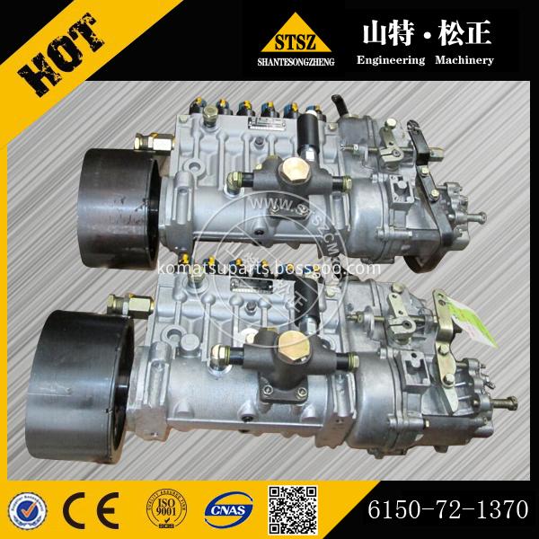 6d125e 2a 45 Injection Pump Ass Y 6150-72-1370