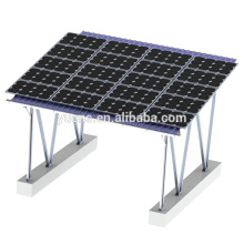 Waterproof Carport Solar Panel Mounting Structure Design Solar System