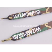 Custom Polyester Heat Transfer Shoelace