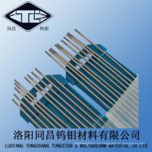 Mejor calidad venta caliente tungsteno soldadura electrodos Wc20